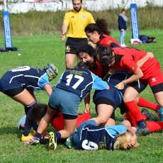 Risultati della prima giornata di Coppa Italia di Rugby a Sette Femminile