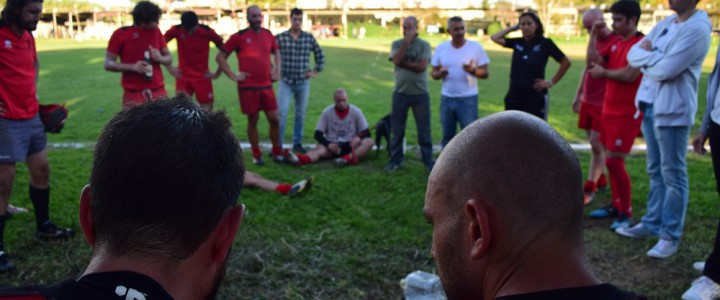 All Reds Rugby Roma| 7 – 33 |Montevirginio Rugby