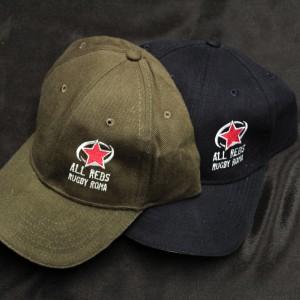 Cappelli All Reds Veedre e Nero